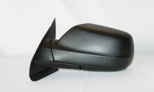 2005-2009 Jeep Grand Cherokee Side View Mirror - Left (Driver)