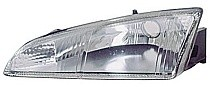 1995 - 1997 Dodge Intrepid Headlight Assembly - Left (Driver)
