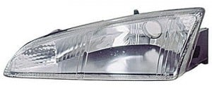 1995-1997 Dodge Intrepid Headlight Assembly - Left (Driver)
