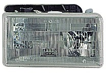1991-1996 Dodge Dakota Headlight Assembly (with Aero Package) - Right (Passenger)