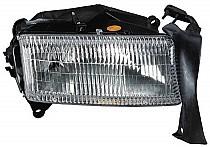 1997 - 2004 Dodge Dakota Headlight Assembly - Right (Passenger)