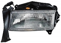 1997 - 2004 Dodge Dakota Headlight Assembly - Left (Driver)