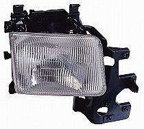 1994-1997 Dodge Van Headlight Assembly - Left (Driver)