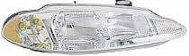 1998 - 2001 Dodge Intrepid Front Headlight Assembly Replacement Housing / Lens / Cover - Right (Passenger)