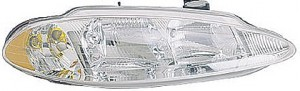 1998-2001 Dodge Intrepid Headlight Assembly - Right (Passenger)