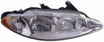 2002 - 2004 Dodge Intrepid Front Headlight Assembly Replacement Housing / Lens / Cover - Right (Passenger)