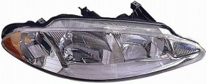 2002-2004 Dodge Intrepid Headlight Assembly - Right (Passenger)