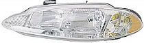 1998 - 2001 Dodge Intrepid Headlight Assembly - Left (Driver)