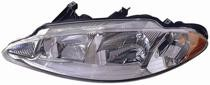 2002 - 2004 Dodge Intrepid Headlight Assembly - Left (Driver)