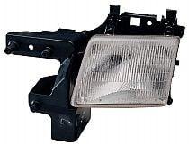 1998-2003 Dodge Van Headlight Assembly - Left (Driver)