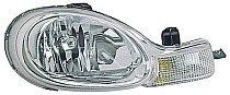 2000 - 2002 Dodge Neon Headlight Assembly - Right (Passenger)