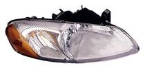 2001 - 2002 Dodge Stratus Headlight Assembly (Sedan) - Left (Driver)