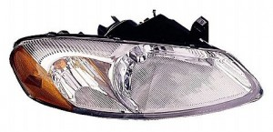 2001-2002 Dodge Stratus Headlight Assembly (Sedan) - Left (Driver)
