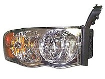 2002 - 2005 Dodge Ram Headlight Assembly - Right (Passenger)