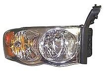 2002-2005 Dodge Ram Headlight Assembly - Right (Passenger)