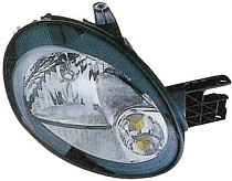 2003 - 2004 Dodge Neon Headlight Assembly - Right (Passenger)