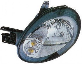 2003-2004 Dodge Neon Headlight Assembly - Left (Driver)