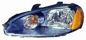2003-2005 Dodge Stratus Headlight Assembly - Left (Driver)