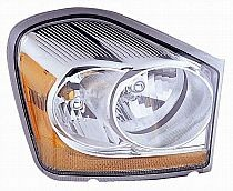 2006-2006 Dodge Durango Headlight Assembly - Right (Passenger)
