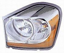 2006-2006 Dodge Durango Headlight Assembly - Left (Driver)