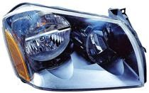 2004 - 2007 Dodge Magnum Headlight Assembly - Right (Passenger)