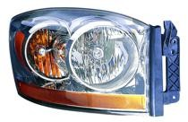 2006 Dodge Ram Headlight Assembly - Right (Passenger)