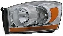2006-2006 Dodge Ram Headlight Assembly - Left (Driver)