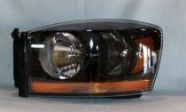 2006-2007 Dodge Ram Headlight Assembly - Left (Driver)