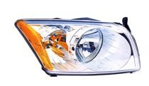 2009 - 2010 Dodge Caliber Headlight Assembly - Right (Passenger)