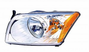 2009-2010 Dodge Caliber Headlight Assembly - Right (Passenger)