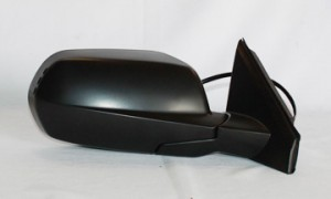 2007-2008 Honda CR-V Side View Mirror (Power Remote / Non-Heated / Primed) - Right (Passenger)
