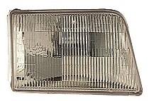 1993 - 1997 Ford Ranger Headlight Assembly - Right (Passenger)