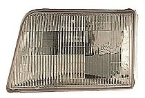 1993 - 1997 Ford Ranger Headlight Assembly - Left (Driver)