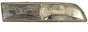 1992-1997 Ford Crown Victoria Headlight Assembly - Right (Passenger)