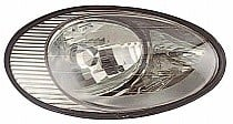 1996 - 1998 Ford Taurus Front Headlight Assembly Replacement Housing / Lens / Cover - Right (Passenger)