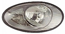 1996 - 1998 Ford Taurus Headlight Assembly - Left (Driver)