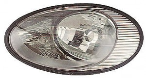 1996-1998 Ford Taurus Headlight Assembly - Left (Driver)