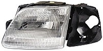 1997-1997 Ford F-Series Heritage Pickup Headlight Assembly - Right (Passenger)