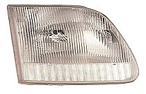 2001 - 2004 Ford F-Series Pickup Headlight Assembly - Right (Passenger)