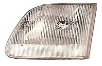 2004 Ford F-Series Light Duty Pickup Headlight Assembly (Heritage - Early Design) - Left (Driver)