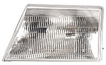 1998-2000 Ford Ranger Headlight Assembly - Left (Driver)