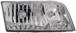 2003-2008 Ford Crown Victoria Headlight Assembly - Right (Passenger)