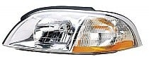 1999 - 2000 Ford Windstar Front Headlight Assembly Replacement Housing / Lens / Cover - Left (Driver)