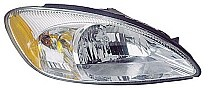 2000 - 2007 Ford Taurus Headlight Assembly (without Bulbs & Harness) - Right (Passenger)