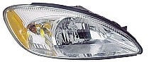 2000 - 2007 Ford Taurus Headlight Assembly (Centennial Edition + without Bulbs & Harness) - Right (Passenger) Replacement