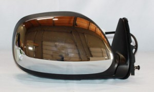 2000-2004 Toyota Tundra Pickup Side View Mirror (Heated  Power Remote) - Right (Passenger)