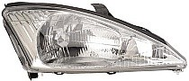 2000 - 2002 Ford Focus Headlight Assembly - Right (Passenger)