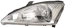 2000 - 2002 Ford Focus Headlight Assembly - Left (Driver)