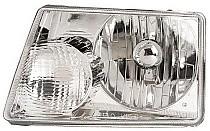 2001-2009 Ford Ranger Headlight Assembly - Left (Driver)