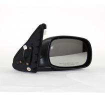 2003 - 2006 Toyota Tundra Pickup Side View Mirror Replacement (Heated + Power Remote + Chrome + Tundra SR5) - Right (Passenger)